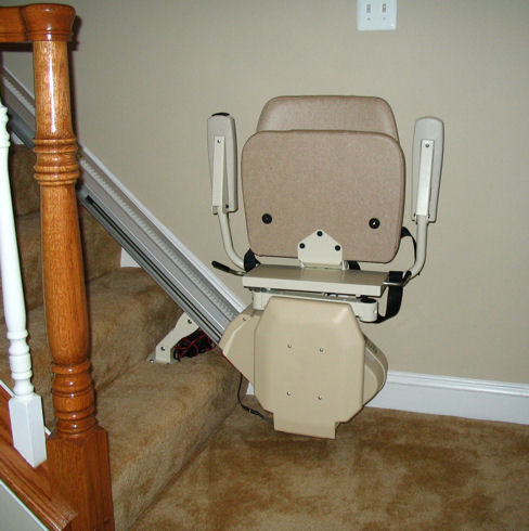 Chair Lift For Stairs Canada