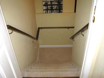 Hand railings for stairs